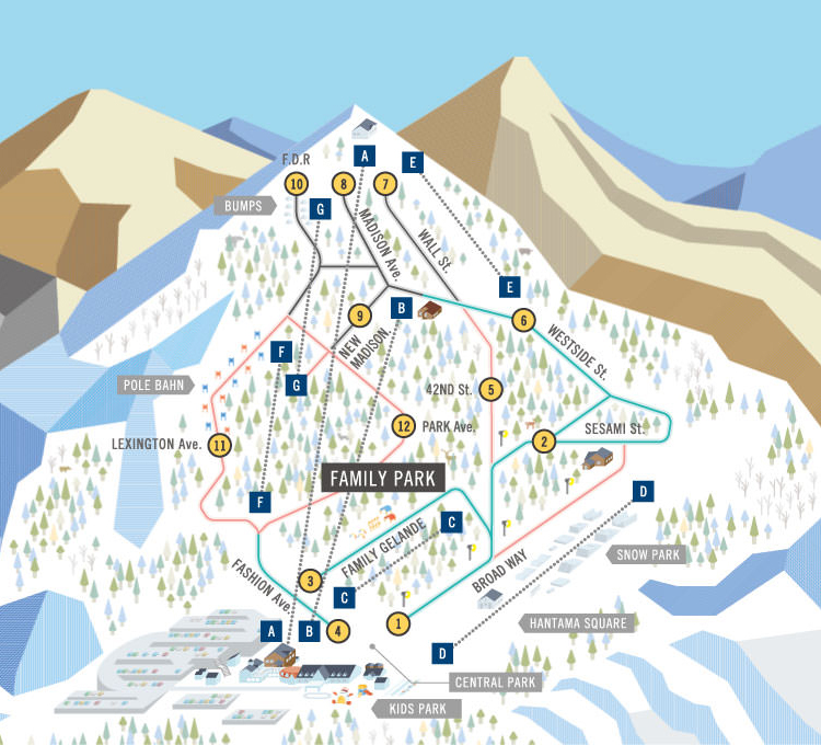 Course Map Large