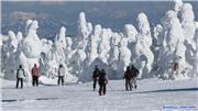 Snow monsters !, uploaded by 1worldimages  [Shiga Kogen Sun Valley, Yamanouchi Town, Nagano]