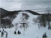 22 Feb 2008  Niki Chomin - just passing by, but it\\'s Friday and they\\'re open.  The lifts are running, it\\'s all groomed and nobody is there!, uploaded by Ezorisu  [Niki Chomin, Niki Town, Hokkaido]