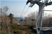 Furano Panorama Lift, ready to go., uploaded by FuranoNow  [Furano, Furano City, Hokkaido]