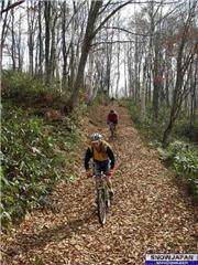 Riding in the great autumn Japanese wilderness., uploaded by HakubaNow