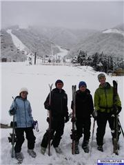 First lesson of the season at Goryu, 3rd December 2006., uploaded by HakubaNow