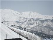 Blue bird skies!, uploaded by Hotfeet  [Hakuba Happo-one, Hakuba Village, Nagano]