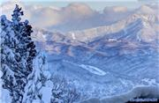Viewed from Hotel Alp, Akakura Onsen, uploaded by JA2340  [Tangram Ski Circus, Shinano Town, Nagano]