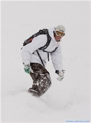 Chico Flyin\\' - Photo by Glen Claydon, uploaded by Jishipi  [Niseko Mountain Resort Grand Hirafu, Kutchan Town, Hokkaido]