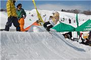 Box press, uploaded by Jyves  [Takasu Snow Park, Gujo City, Gifu]