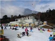 Top of run, uploaded by Metabo Oyaji  [Snow Town Yeti, Susono City, Shizuoka]