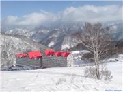 A room with a view?, uploaded by Mick Rich  [Hakuba Cortina, Otari Village, Nagano]