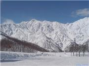 Looking across from the top of the Line C quad, uploaded by Mick Rich  [Hakuba 47 Winter Sports Park, Hakuba Village, Nagano]