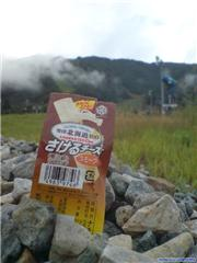 Goryu cheese, uploaded by Mick Rich  [Hakuba Goryu, Hakuba Village, Nagano]