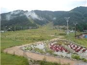 From the Goryu base, uploaded by Mick Rich  [Hakuba Goryu, Hakuba Village, Nagano]