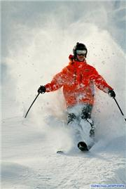 Hayden on the fringes of Center, uploaded by Mike Pow  [Niseko Mountain Resort Grand Hirafu, Kutchan Town, Hokkaido]
