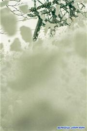 Melanie Jones and Frank Salter skiing the Kiroro powder, uploaded by Mike Pow  [Kiroro, Akaigawa Village, Hokkaido]
