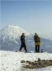 Views from The Peak, uploaded by MikePow  [Niseko Mountain Resort Grand Hirafu, Kutchan Town, Hokkaido]