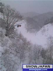 Late season midweek pow and no one out., uploaded by The Takayama Tearer  [Hida Takayama, Takayama City, Gifu]