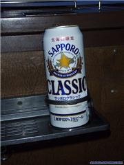 Sapporo Classic, uploaded by Tubby Beaver  [Niseko Mountain Resort Grand Hirafu, Kutchan Town, Hokkaido]