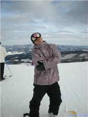 tryin to be STEEZY ;), uploaded by akitapow  [Chokai Kogen Yashima, Yurihonjo City, Akita]
