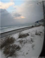 on the way back, uploaded by davide  [Charmant Hiuchi, Itoigawa City, Niigata]