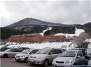 Norn Minakami Ski Center as viewed from the parking lot, uploaded by dyna8800
