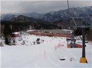 Norn Minakami Ski Center as viewed from No. 3 Quad Lift, uploaded by dyna8800