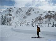 Showing some of the lines., uploaded by kokodoko  [Asahidake Ropeway, Higashigawa Town, Hokkaido]