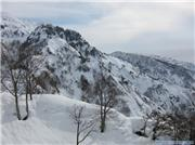 Hakkaisan on 31st January, uploaded by mina2  [Mountain Park Tsunan, Tsunan Town, Niigata]