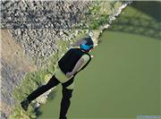 Stowed base jump, uploaded by mitchpee