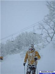 26th Jan, Hugh after jump, uploaded by slow  [Hakuba Happo-one, Hakuba Village, Nagano]