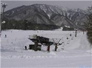 View from half way down, uploaded by snowdude  [Jigatake, Omachi City, Nagano]