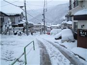 My 1km walk to work.\r\nI never got sick of it., uploaded by swami  [Nozawa Onsen, Nozawa Onsen Village, Nagano]